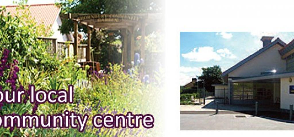 You Have a community centre at the heart of Thornbury