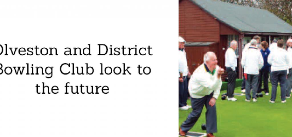 Olveston and District Bowling look to the future