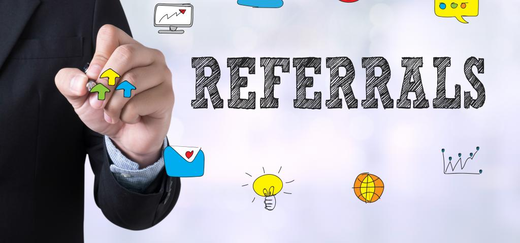 The importance of business referrals and how to get them