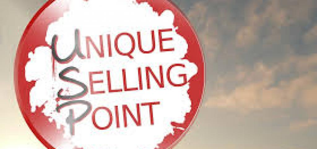 Why you need a Unique Selling Point (USP)